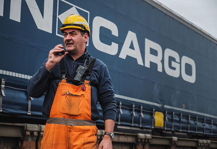 Working at CLdN CARGO